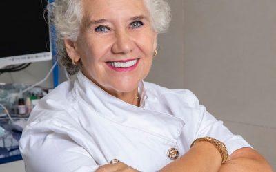 Dra. Marta Castellani, Odontóloga