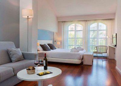 hotel-gran-claustre-altafulla-suite